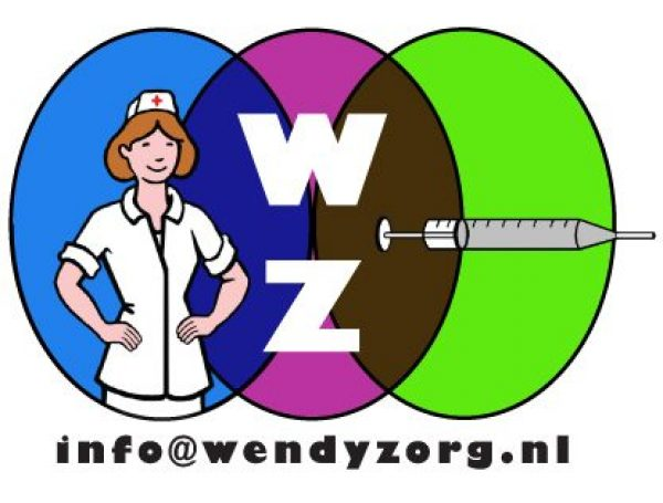 logo Wendyzorg Met Groene Ogen