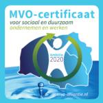 MVO certificaat Met Groene Ogen